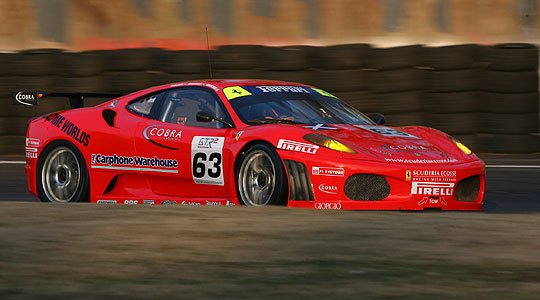 Mansell To Race Ferrari At Silverstone Classic Driver Magazine