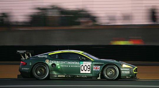 Six Appeal Aston Martin Triumphs At 2007 Le Mans 24 Hours Classic Driver Magazine