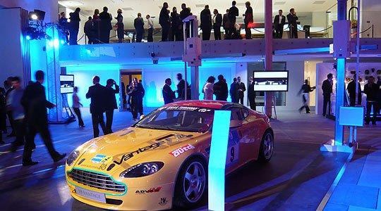 Aston Martin Design Studio Eröffnung Mit überraschung Classic Driver Magazine