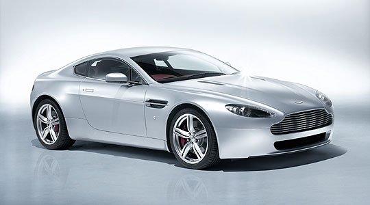 Factory Performance Upgrades For 4 3 Litre Aston Martin V8 Vantage Classic Driver Magazine