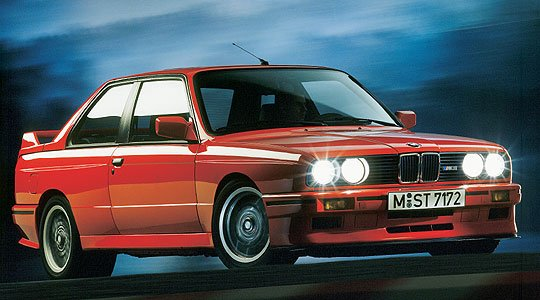 As Every Schoolboy Ought To Know BMWs Original M3 Was Based On The E30 Made From 1986 1992 And It Won Nurburgring 24 Hours For Four
