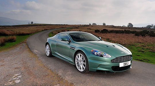 Aston Martin Dbs Tt The Look Of Love Classic Driver Magazine