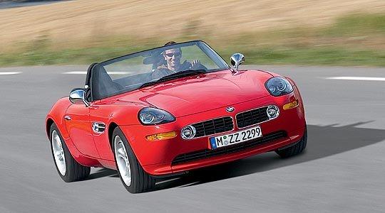 Modern Classics: BMW Z8 | Classic Driver Magazine