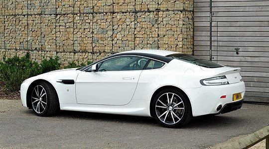 First Drive Aston Martin V8 Vantage N420 Classic Driver Magazine