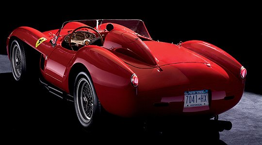 Ralph Laurens exclusive car collection - YouTube