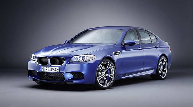 Fifth generation M5: BMW releases full details