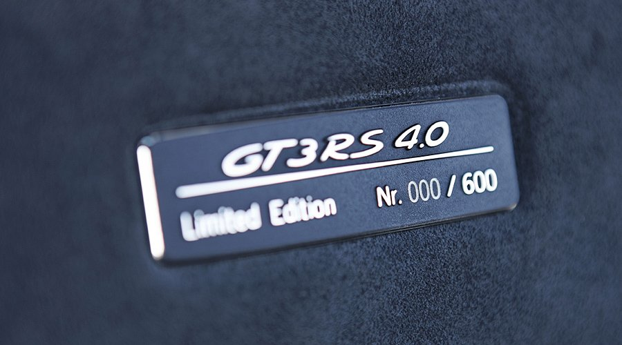 Driven: Porsche 911 GT3 RS 4.0