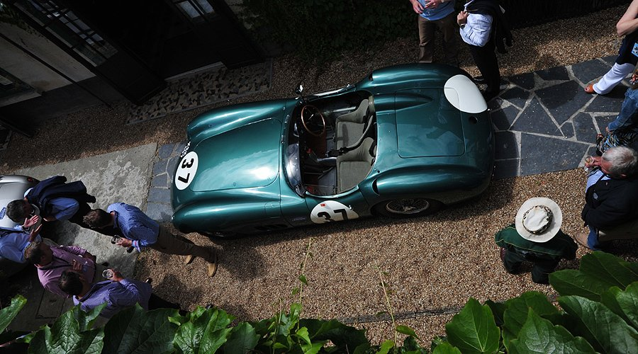 AMOC 'John Wyer Tribute' at the famous Hotel de France, 10 June 2011