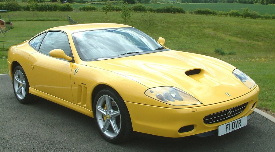 Ex-Eric Clapton Ferrari latest entry in Silverstone Auctions 23 July sale