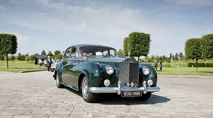 '100 Motor Cars for 100 Years' – Rolls-Royce celebrates at Goodwood