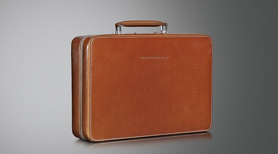 Tanner Krolle York Notebook-Tasche: Slim Line