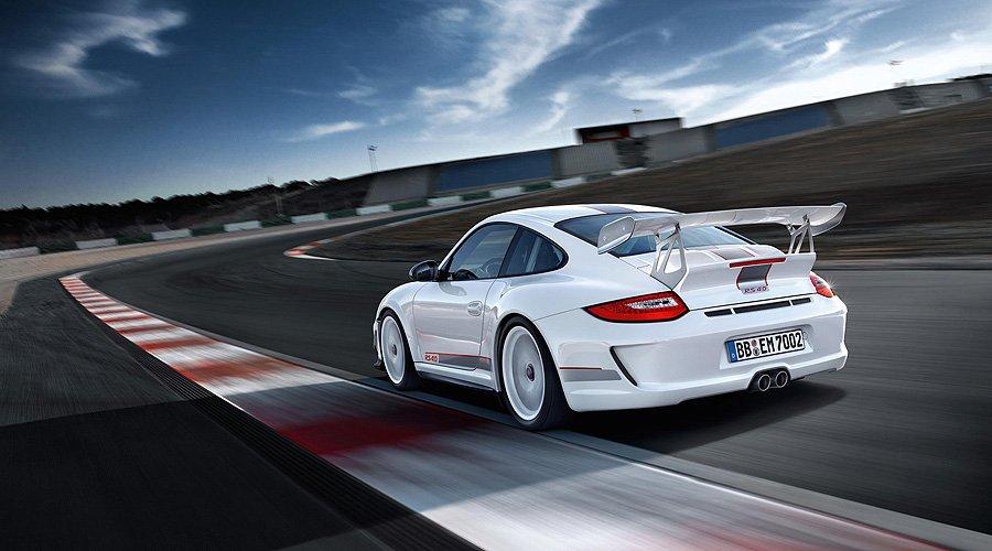 Porsche 911 GT3 RS 4.0: a designer's opinion
