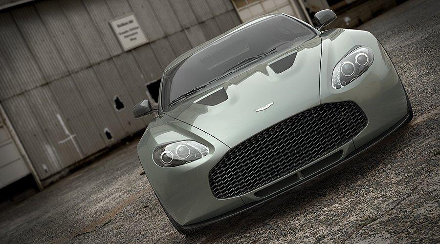 Aston Martin V12 Zagato to make its motor show debut at Frankfurt