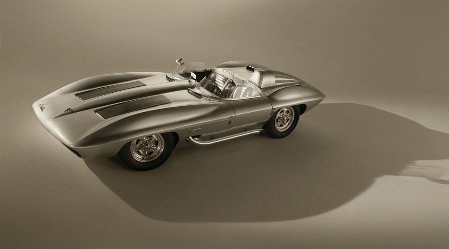 Classic Concepts: 1959 Chevrolet Corvette Stingray