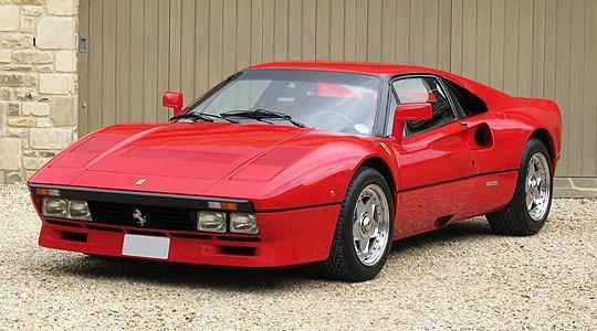 Editor S Choice Ferrari 288 Gto Classic Driver Magazine