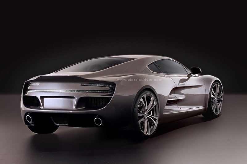 Bulldog GT by HBH: An Aston-based mid-engined supercar