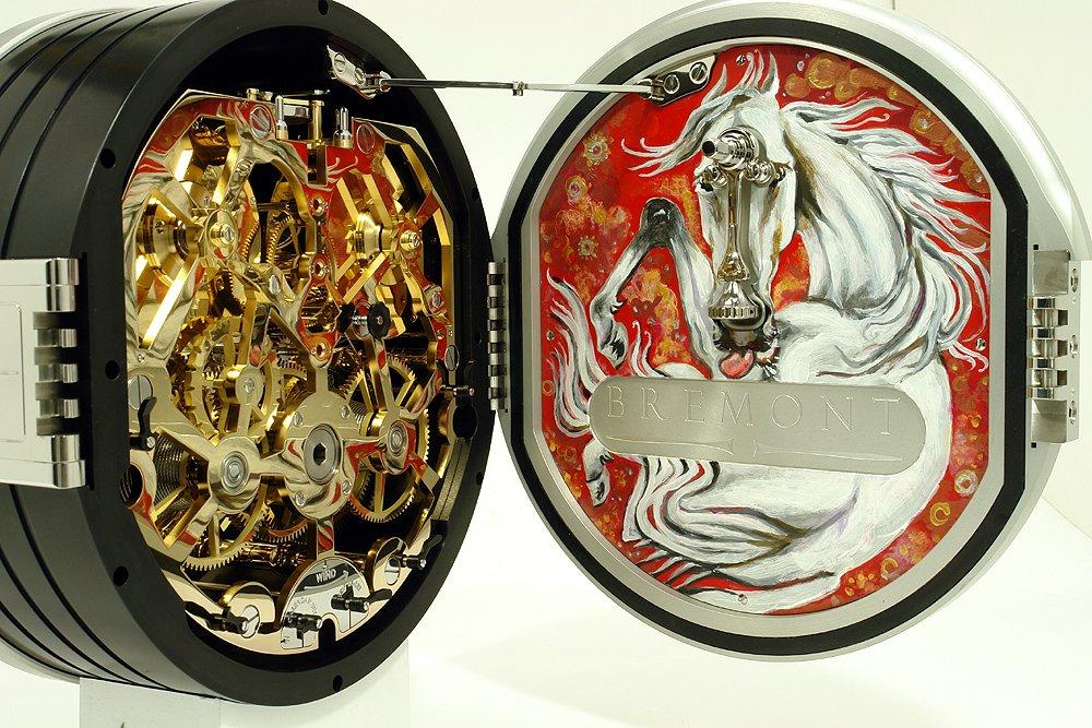 Bremont B1 Marine Uhr: Kunststück von Ronnie Wood