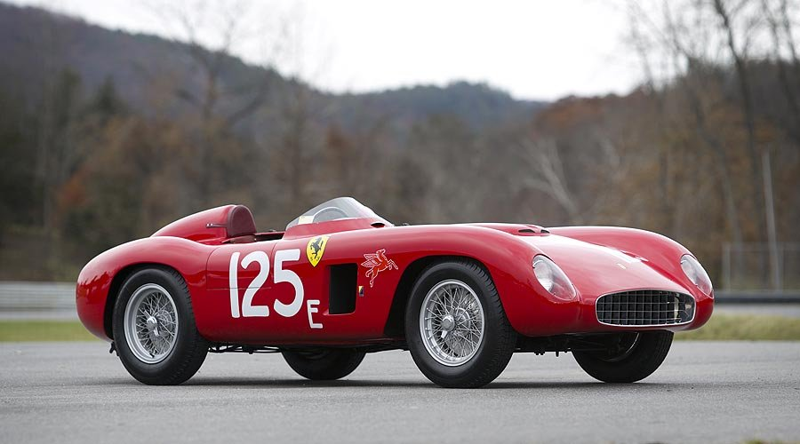 Ferraris at Scottsdale 2012, Part II: Gooding & Company