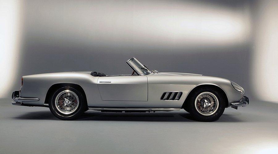 Artcurial versteigert Ferrari California von Roger Vadim in Paris