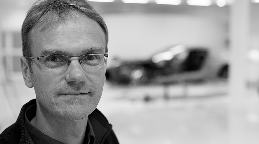 Five questions to Chris Porritt, One-77 programme Chief Engineer