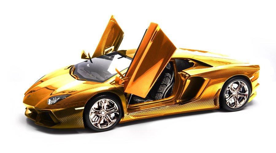 Lamborghini Aventador model set to fetch €3.5 million