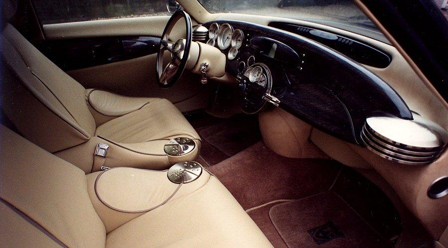 Classic Concepts: 1993 Aston Martin Lagonda Vignale