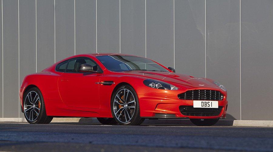 Driven: Aston Martin DBS Carbon Edition