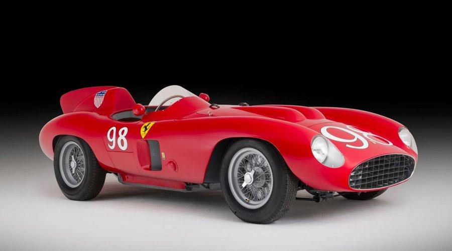 Video: Restauration eines Ferrari 857S bei DK Engineering