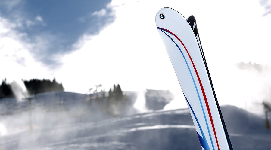 BMW M Ski: Schnelles Wedeln