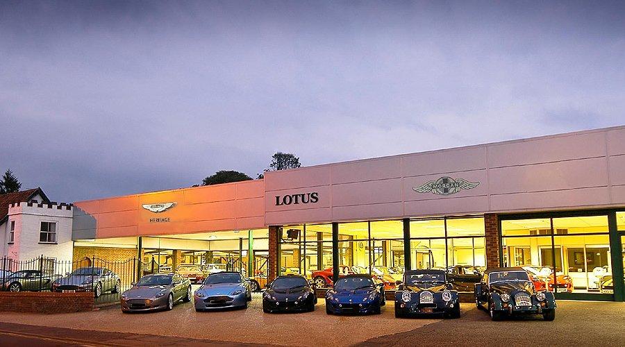 Classic Driver Dealer: Stratton Motor Company