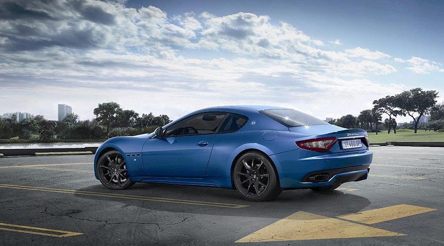 Maserati GranTurismo Sport: Revealed pre-Geneva