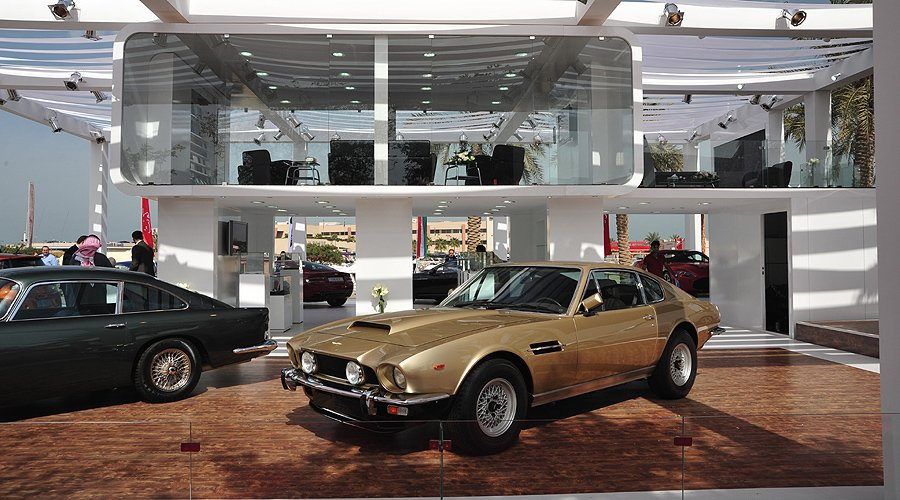 The Kuwait Concours d'Elegance, 15-18 February 2012: Review