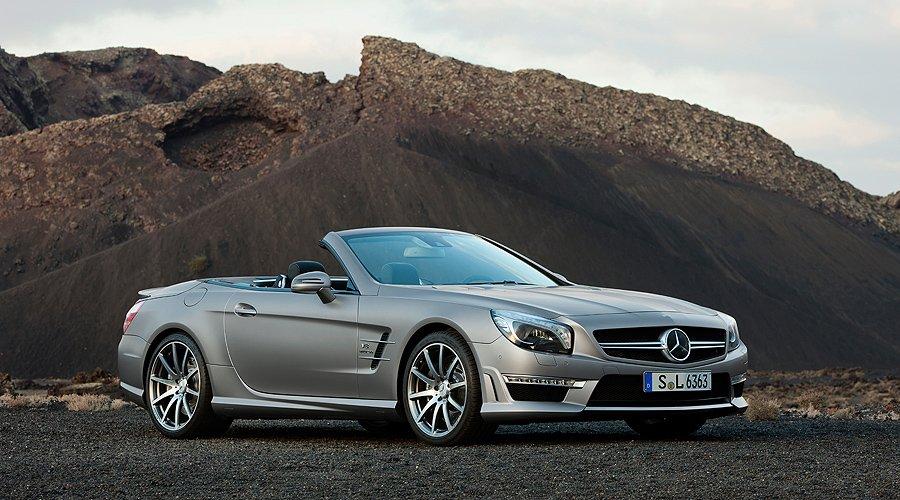 Der neue Mercedes-Benz SL 63 AMG: Sportlicher und leichter