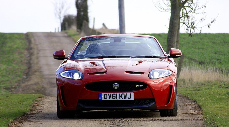 Driven: Jaguar XKR-S Convertible on UK Roads
