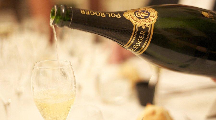 Champagne Tour by Jaguar XK-R