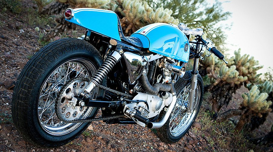 DP Customs: Motorsport-inspired bespoke motorcycles