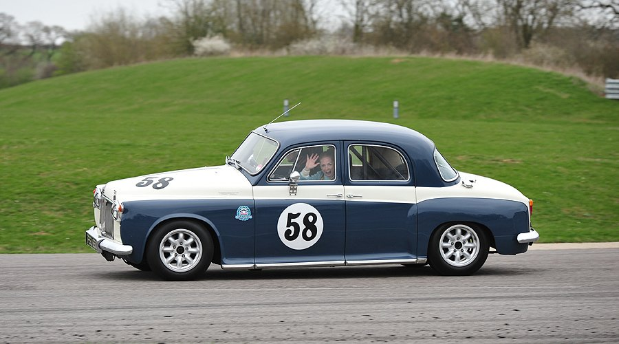 The HRDC in 2012: 'Old School Club Racing at its best'