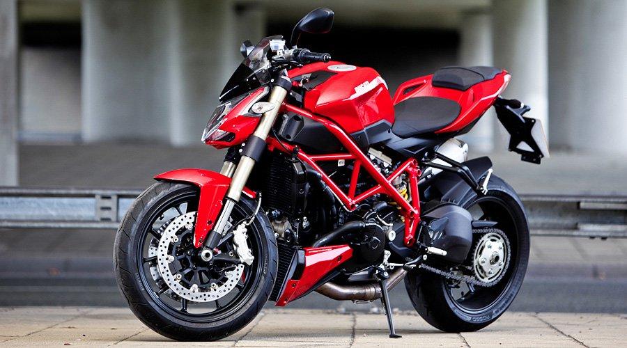 Ridden: Ducati 848 Streetfighter