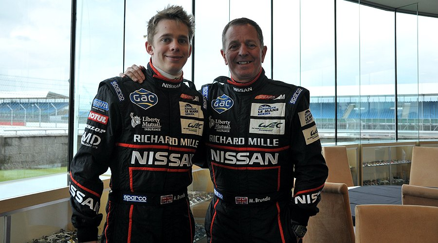 Five Questions to Martin Brundle