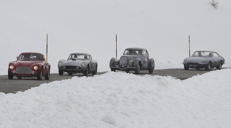 Louis Vuitton Serenissima Run: Rallye der Hochkaräter