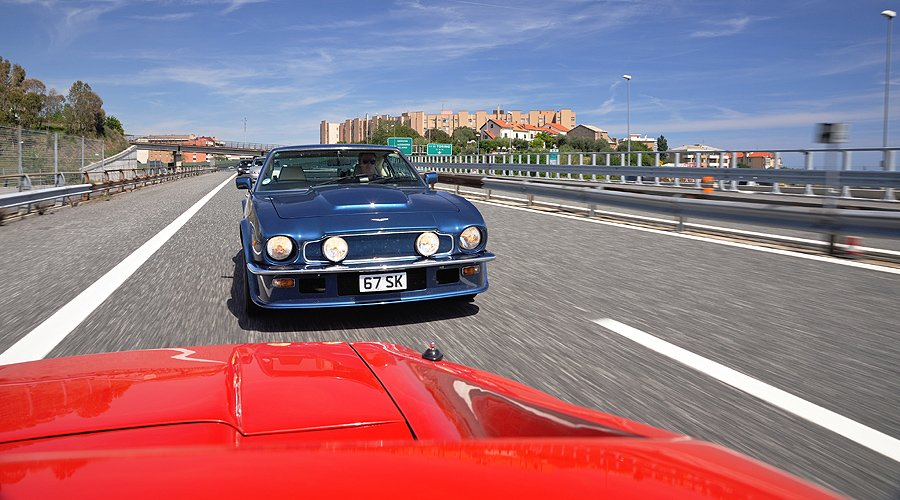 'The Persuaders': By Aston and Dino from Geneva to Monaco