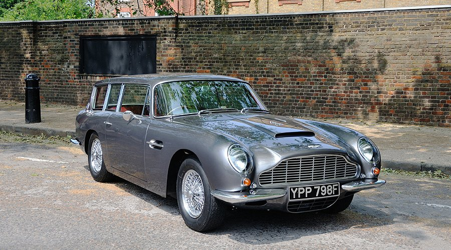 Driven: Aston Martin DB6 Shooting Brake