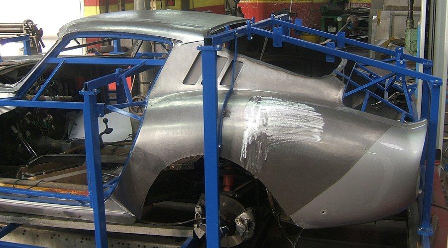 'Steve McQueen' Ferrari 275 GTB/4 returns to Maranello