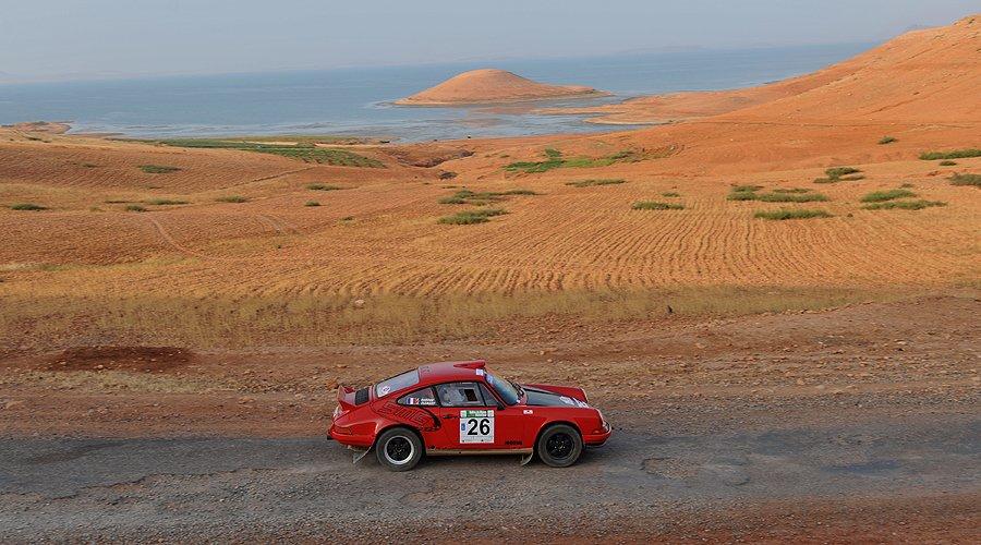 Rallye du Maroc Historique 2012 in pictures