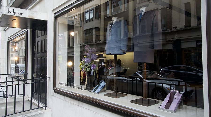 Fashion is GREAT Britain: Aufstand in der Savile Row