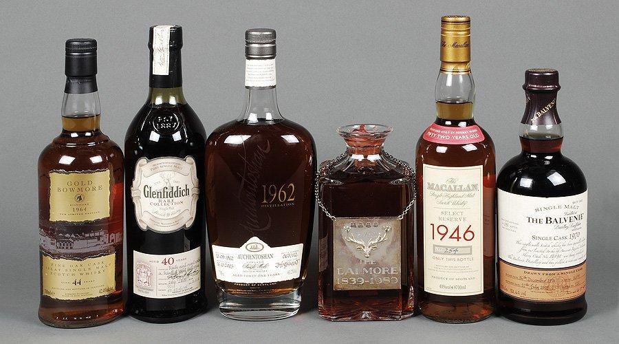 Dreweatts-Auktion: Uhren, Füller oder lieber doch Whisky?