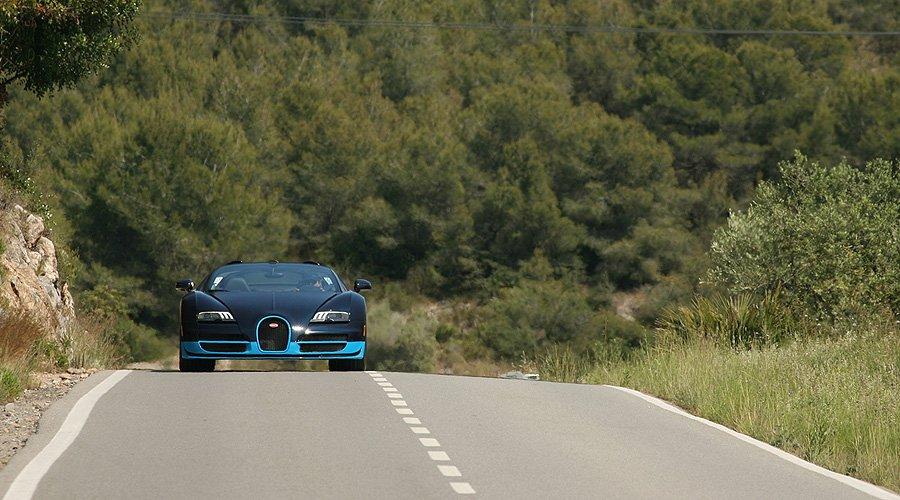 Driven: Bugatti Veyron 16.4 Grand Sport Vitesse
