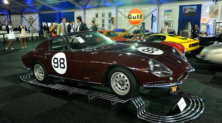 Artcurial's 9-million-euro Le Mans Classic sale