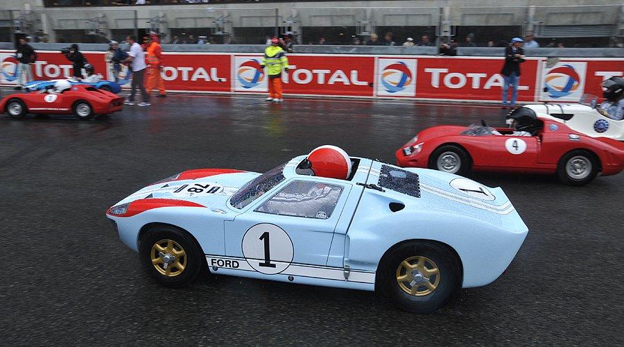 The 2012 Le Mans Classic