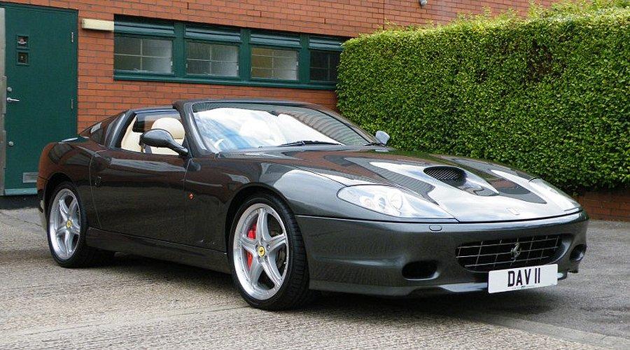 Editor's Choice:  Ferrari 575 Superamerica F1